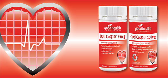 Running a busy lifestyle and feeling tired? OptoCoQ10 can help