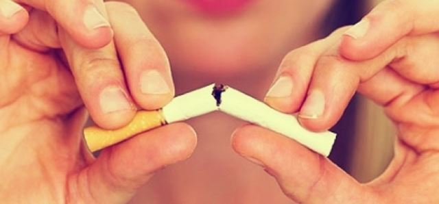 How to keep the new years resolution to quit smoking